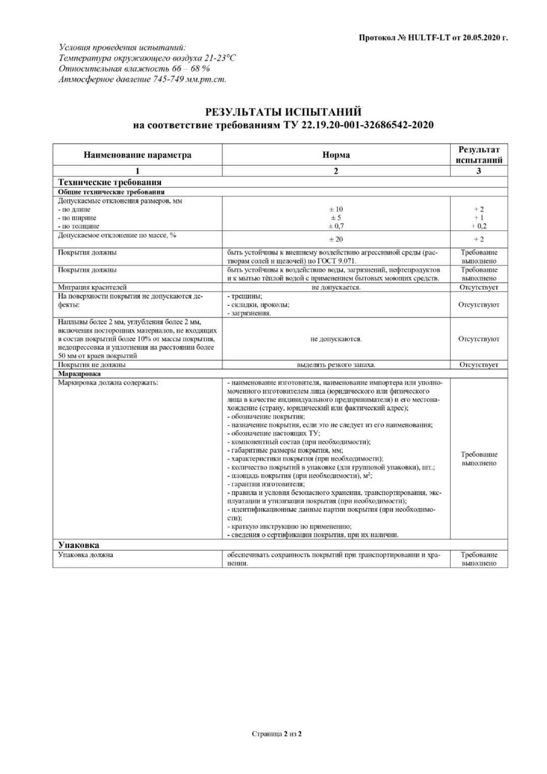 сертификат безопасности kraitec