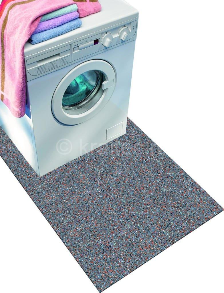 под стиральную машину коврик