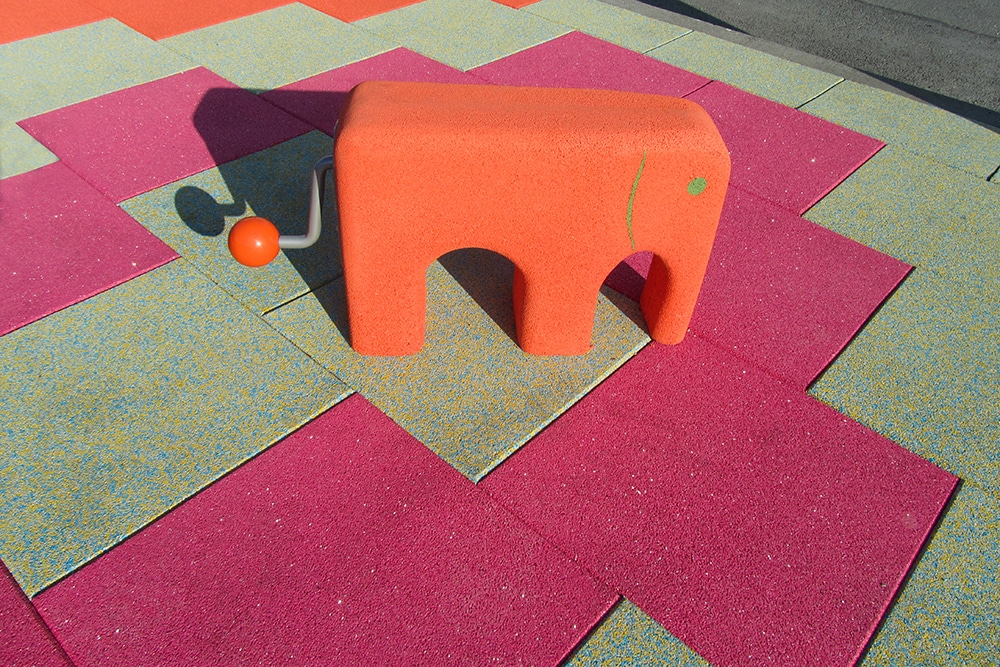 многоцветная плитка